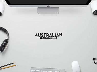 Conceptual Text base logo