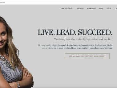 Personal Website Development