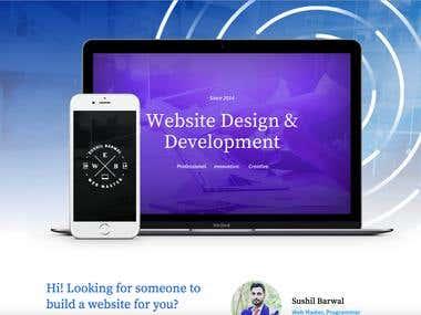 Own Website Development