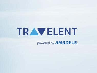 Travelent Logo for Amadeus