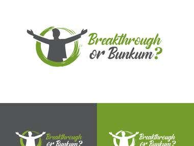 Logo design for a Health and Fitness Events