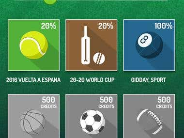 Sports Puzzle Android App