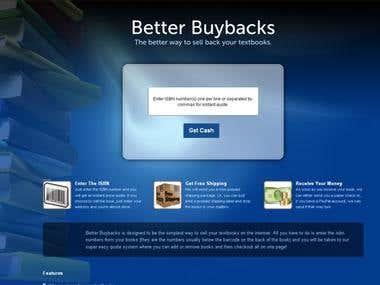CodeIgniter + MVC + Better Buybacks