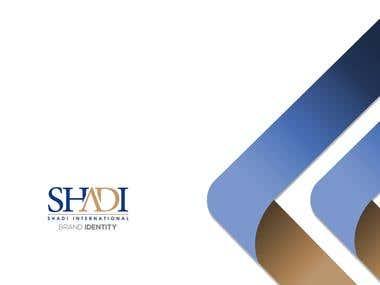 shadi brand design ( corporate identity )