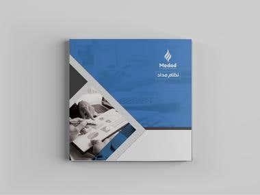 Medad booklet design