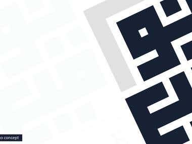 TAWQEA Logo design