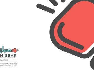 """MISBAR """" logo design """""""