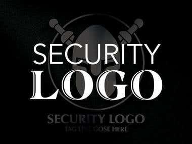 Security Logo Design.