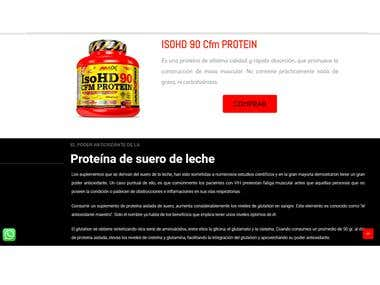 Articulo web / Fitness