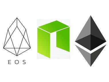 Build Eos Neo And Ethereum Blockchain Platform From Scratch