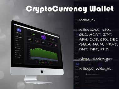 Cryptocurrency Purse