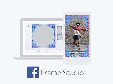 Facebook Frame Design 2017