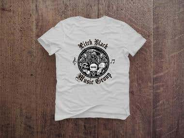 T-shirt Music Band