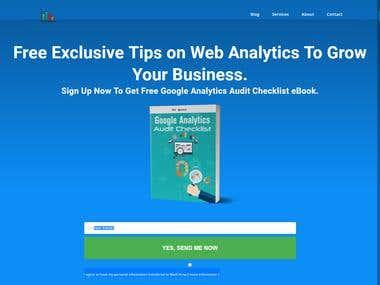 Digishuffle Web Analytics Expert Guides [WordPress ]