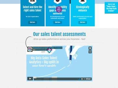 Leading Sales Assessment [Word Press]