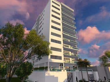 Caribbean Sunshine Tower