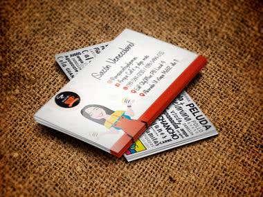 Diseño de Business Card