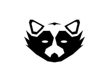 Trashpanda logo design