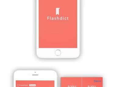 FlashDict Translation App