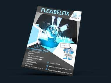 Flexibelfix Flyer