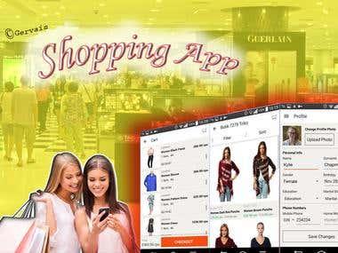 shopping app.