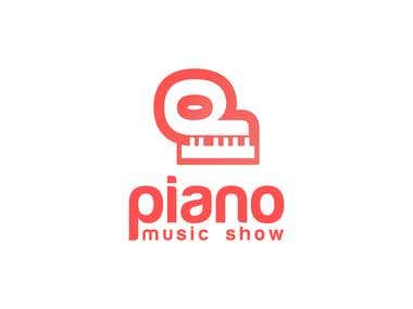 Logo for Piano Music Entertainer