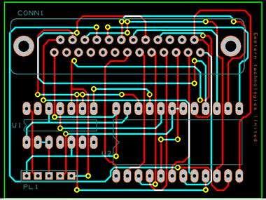 PCB multi layer designs