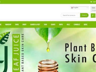 leaf-juice.com