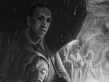H.P.Lovecraft