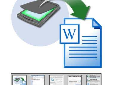 Data Entry, Typing with Microsoft Word