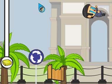 Android Game - Jaranan VS Barong