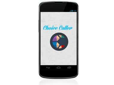 Choice Caller Application
