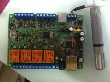 IoT Remote Controlled Relay
