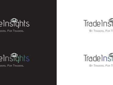 Trade Insights Logo Concepts