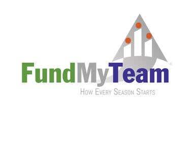 Fund My Team Logo