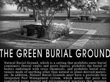 """""""Eco-friendly"""" cemetery"""