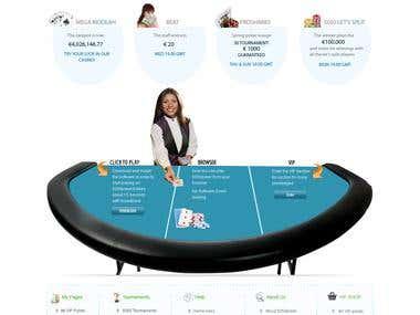 50*50 Poker