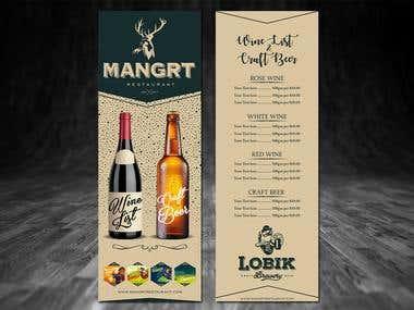 Lebel Design for packaging
