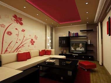 Interior Design.........