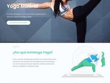 Madrid Yoga
