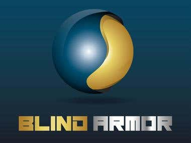 Logotipo Blind Armor