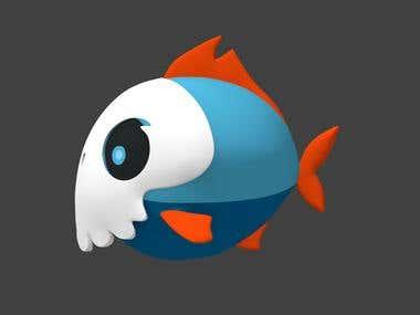 2D Logo to 3D model