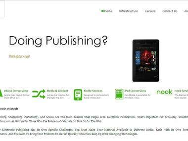 E Publishing Company