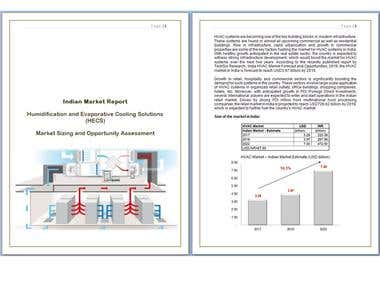 Market Sizing and Opportunity Assessment - HVAC