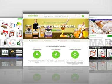 Website Design.