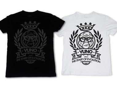 Yuno Gorilla T-Shirt