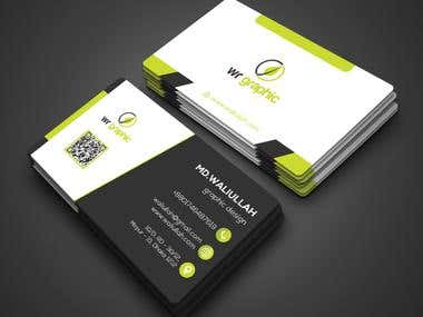 I will design professional business card for your business.