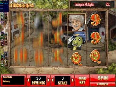Spinocchio - Slot Game