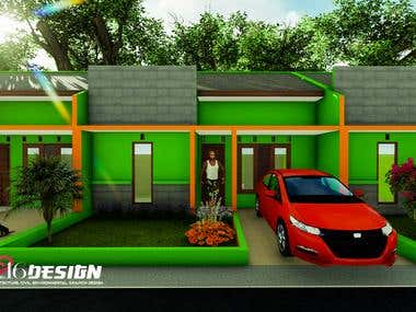 Perum Mimi Townhouse 2