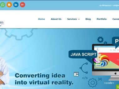 Web technologies Group